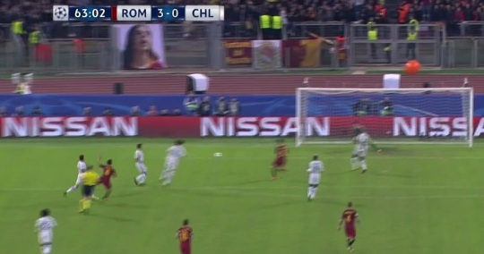 "Chi tiết AS Roma - Chelsea: Tan nát ""The Blues"" (KT) - 9"