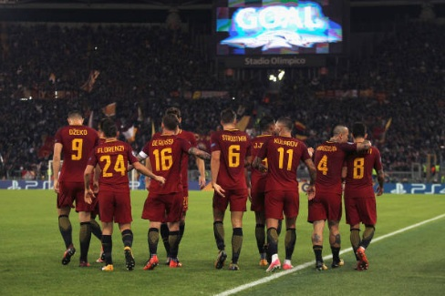 "Chi tiết AS Roma - Chelsea: Tan nát ""The Blues"" (KT) - 10"
