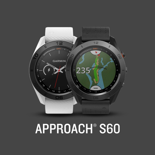 Garmin Approach S60 – đồng hồ thông minh kết nối các golfer - 1