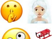 """Công nghệ thông tin - Cập nhật ngay iOS 11.1 để có thêm hàng trăm emoji """"kịch độc"""""""
