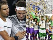 Thể thao kinh điển 2017: Federer hạ Nadal, Barca ngược dòng không tưởng