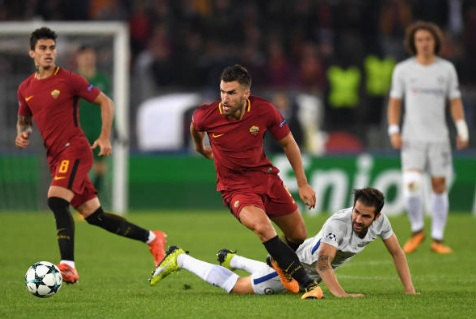 "Chi tiết AS Roma - Chelsea: Tan nát ""The Blues"" (KT) - 8"