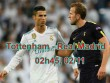 "Tottenham - Real Madrid: Ronaldo sa sút, Kane dọa ""nhà vua"""