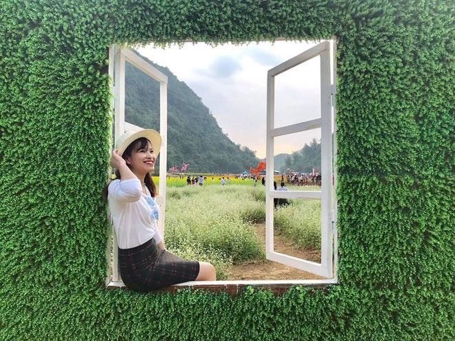 """""""Lịm tim"""" giữa thung lũng hoa Bắc Sơn bồng bềnh ở xứ Lạng - 8"""
