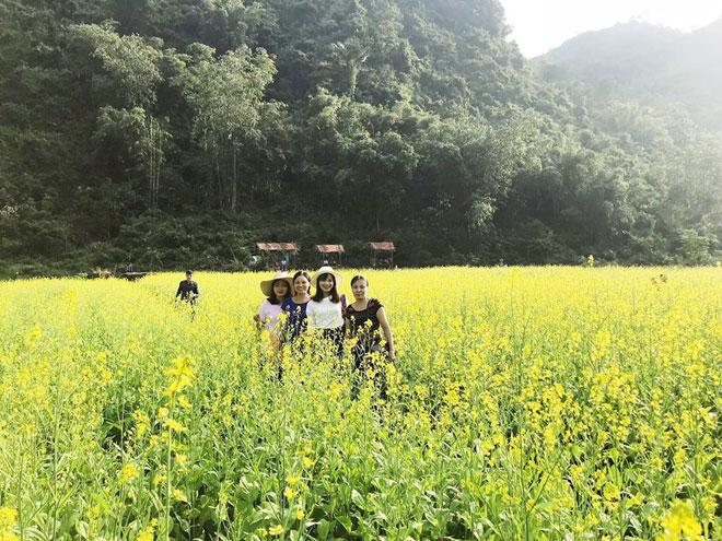 """""""Lịm tim"""" giữa thung lũng hoa Bắc Sơn bồng bềnh ở xứ Lạng - 7"""
