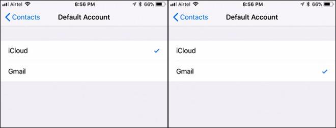 Thủ thuật iOS 11: Đồng bộ hóa danh bạ Gmail trên iPhone và iPad - 6