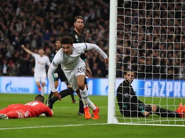 Real thua đau Tottenham: Báo Anh ngây ngất, triệu fan lo cho Zidane - 10