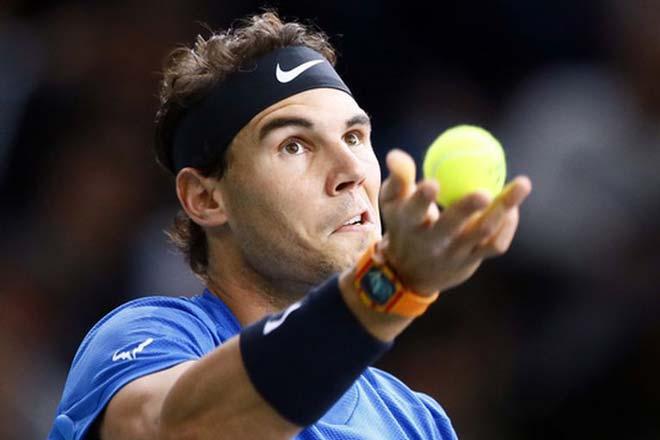 "Cập nhật Paris Masters ngày 3: Hạ ""Tiểu Federer"", Isner gặp Del Potro tứ kết - 5"