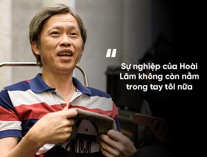 Hoài Linh lần đầu nói về tin đồn từ mặt Đàm Vĩnh Hưng, Hoài Lâm - 1
