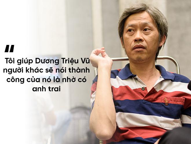 Hoài Linh lần đầu nói về tin đồn từ mặt Đàm Vĩnh Hưng, Hoài Lâm - 3