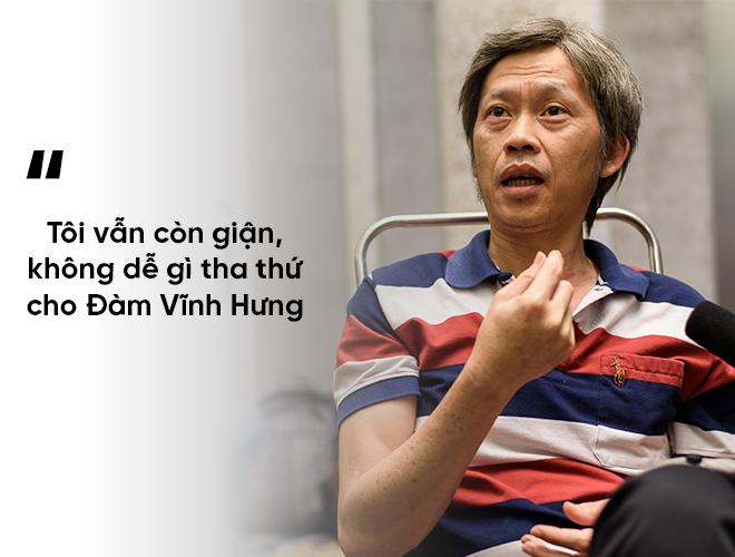 Hoài Linh lần đầu nói về tin đồn từ mặt Đàm Vĩnh Hưng, Hoài Lâm - 2