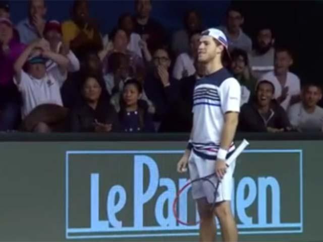 Paris Masters ngày 4: Nadal bỏ giải, Isner loại Del Potro - 5