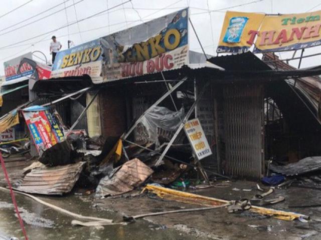 3 người chết cháy ở tiệm vàng: Khó thoát 3 lớp cửa sắt - 2