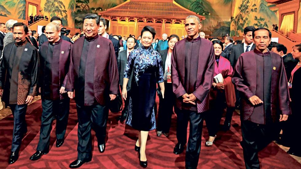Cận cảnh đại yến tiệc APEC hoành tráng chưa từng có - 2