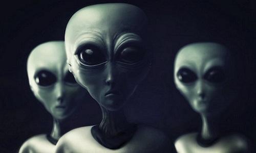 Người ngoài hành tinh trông cũng giống con người? - 2