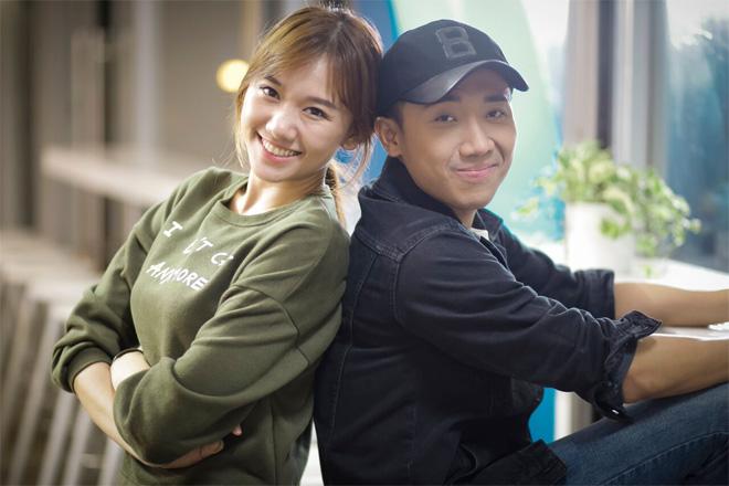 """Hari Won: """"Tôi yêu Trấn Thành sau 2 tháng chia tay Tiến Đạt"""" - 1"""