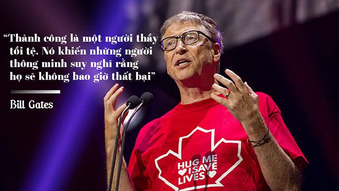 Những câu nói 'đáng giá ngàn vàng' của Bill Gates, không đọc phí cả đời - 1