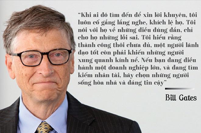 Những câu nói 'đáng giá ngàn vàng' của Bill Gates, không đọc phí cả đời - 5
