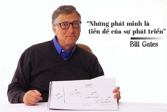 Những câu nói 'đáng giá ngàn vàng' của Bill Gates, không đọc phí cả đời - 8