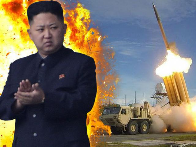 """Triều Tiên chuẩn bị cuộc thử nghiệm """"gây bão"""" - 2"""