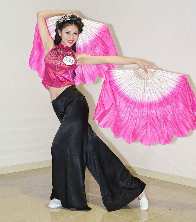 Màn múa nóng bỏng, đầy mê hoặc tại Hoa hậu Hoàn vũ Việt Nam - 1