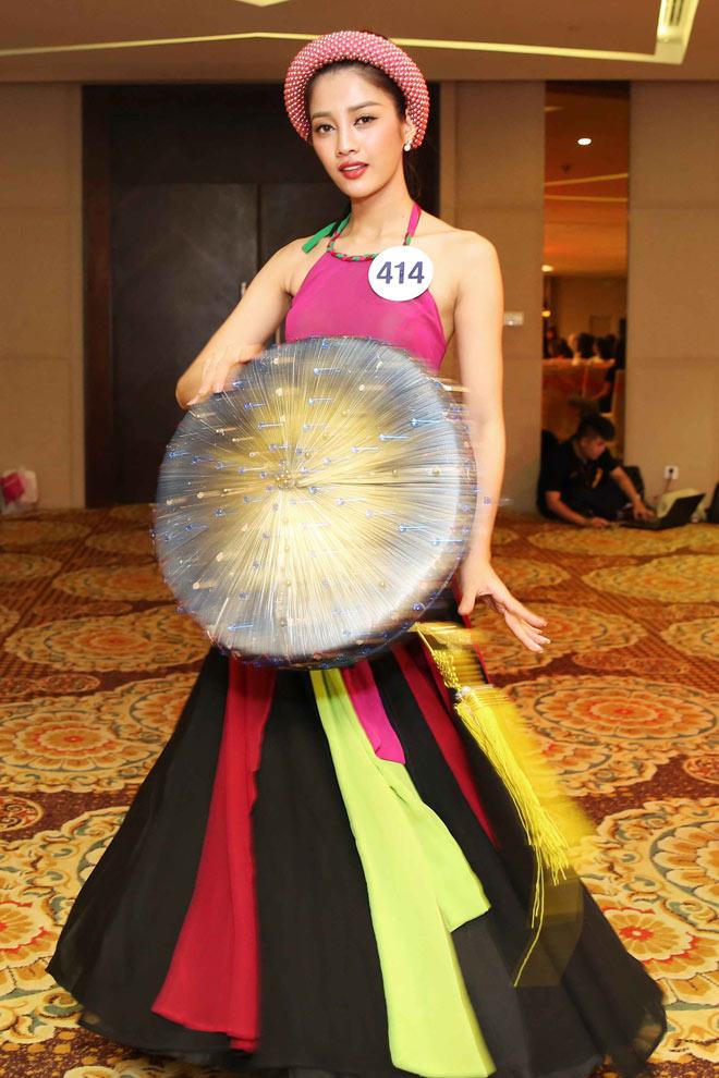 Màn múa nóng bỏng, đầy mê hoặc tại Hoa hậu Hoàn vũ Việt Nam - 7