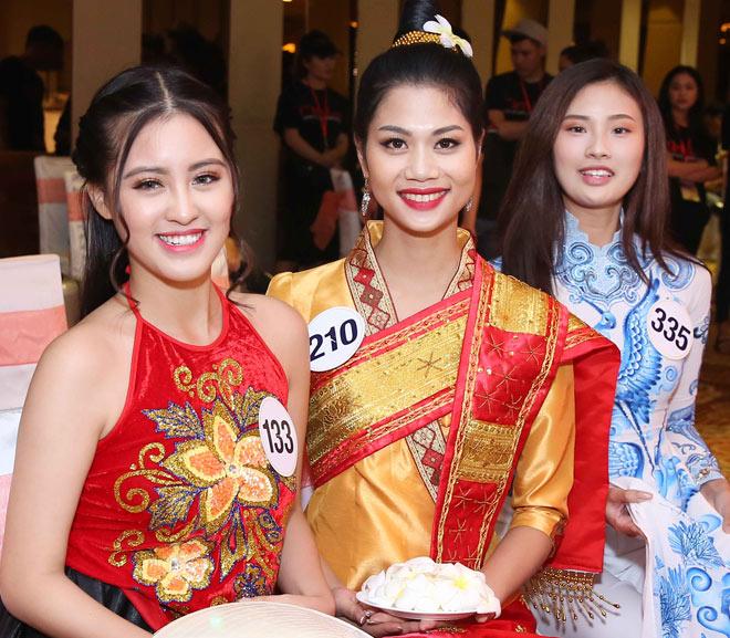 Màn múa nóng bỏng, đầy mê hoặc tại Hoa hậu Hoàn vũ Việt Nam - 8