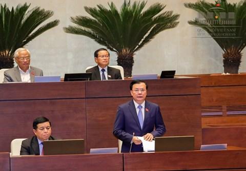 Bộ trưởng Đinh Tiến Dũng: Nợ đọng thuế đến ngày 30/9 là 73,9 nghìn tỷ đồng - 1