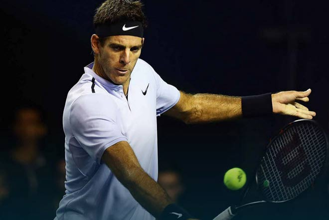 "Cập nhật Paris Masters ngày 3: Hạ ""Tiểu Federer"", Isner gặp Del Potro tứ kết - 4"