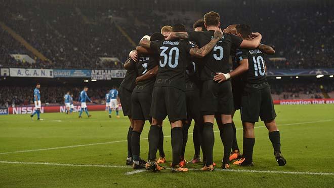 Napoli - Man City: Đôi công mãn nhãn, cơn mưa bàn thắng - 2