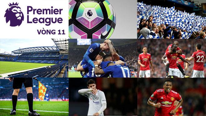 Ngoại hạng Anh trước vòng 11: MU chiến Chelsea, thủ đấu thủ - 3