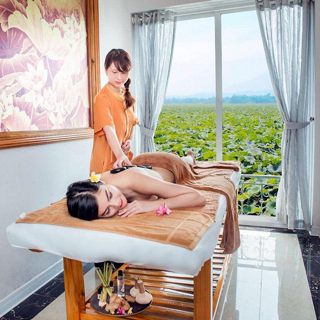 Nơi nghỉ dưỡng đặc biệt với nước khoáng nóng tăng cường sức khoẻ - 3