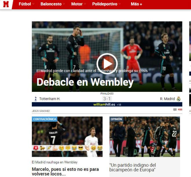 Real thua đau Tottenham: Báo Anh ngây ngất, triệu fan lo cho Zidane - 6
