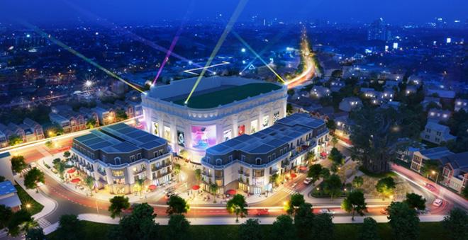Vingroup ra mắt dự án Vincom Shophouse Thái Nguyên - 1