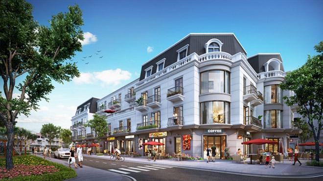 Vingroup ra mắt dự án Vincom Shophouse Thái Nguyên - 2