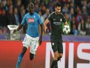 Napoli - Man City: Đôi công mãn nhãn, cơn mưa bàn thắng