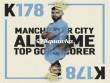 Man City giành vé knock-out trước MU: Aguero lập kỳ tích 178 bàn, đi vào lịch sử
