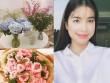 """Nhà đẹp của sao: """"Căn nhà hoa hồng"""" mê hoặc của Hoa hậu Phạm Hương"""