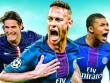 "PSG 17 bàn 4 trận Cúp C1: ""Quỳ rạp"" Neymar – Cavani – Mbappe"