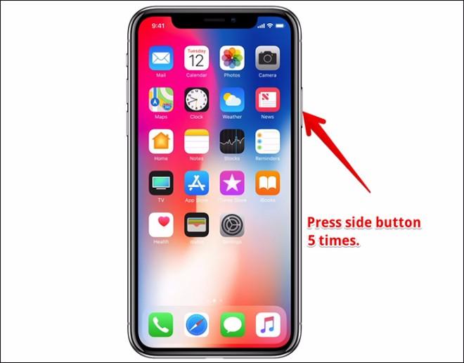 Cách thiết lập lại và vô hiệu hóa tính năng Face ID trên iPhone X - 3
