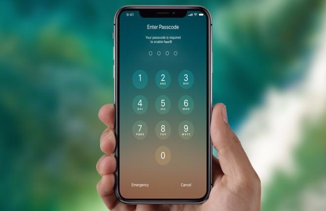 Cách thiết lập lại và vô hiệu hóa tính năng Face ID trên iPhone X - 4