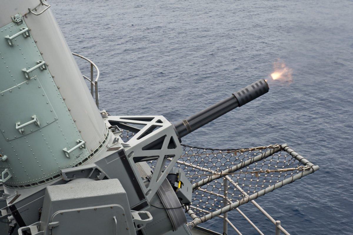 3 đội tàu sân bay Mỹ đem dàn vũ khí hùng hậu áp sát Triều Tiên - 9