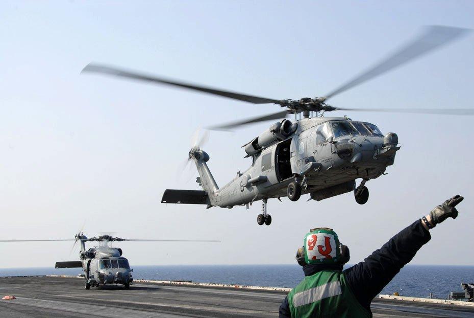 3 đội tàu sân bay Mỹ đem dàn vũ khí hùng hậu áp sát Triều Tiên - 7