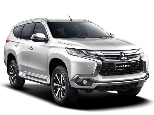 Mitsubishi Pajero Sport 2017 ở Việt Nam giảm giá mạnh - 1