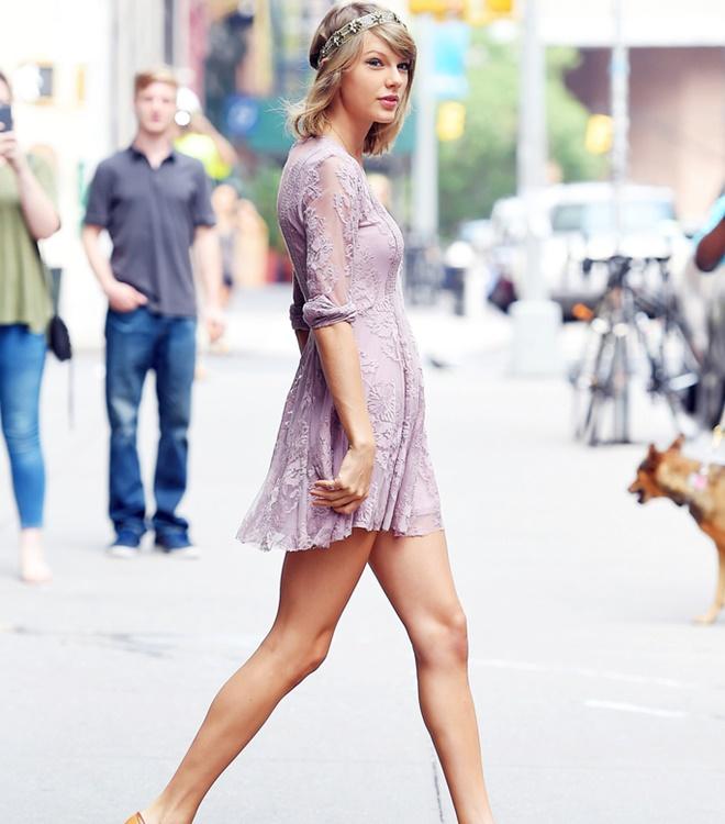 """Sau nghi án nâng cấp vòng 1, Taylor Swift hot như """"bom sex"""" - 11"""