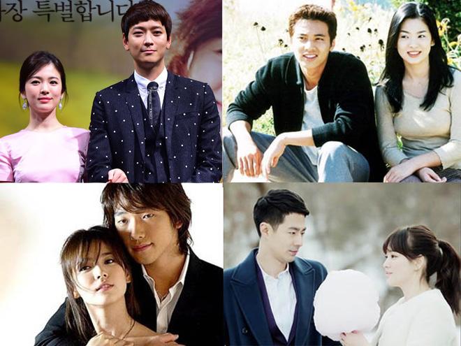 Không phải ai cũng biết sự thật này trong tiệc cưới Song Hye Kyo - 2