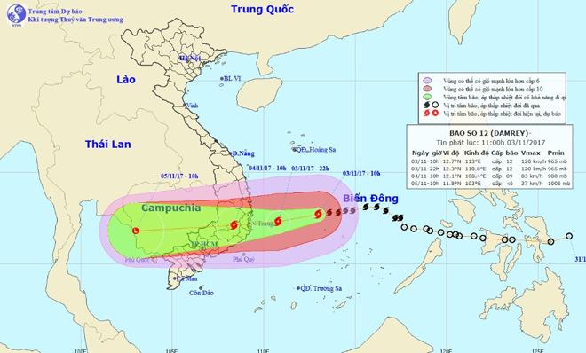 Bão giật cấp 15 chưa đổ bộ, Bình Định, Phú Yên đã có người chết và mất tích - 2