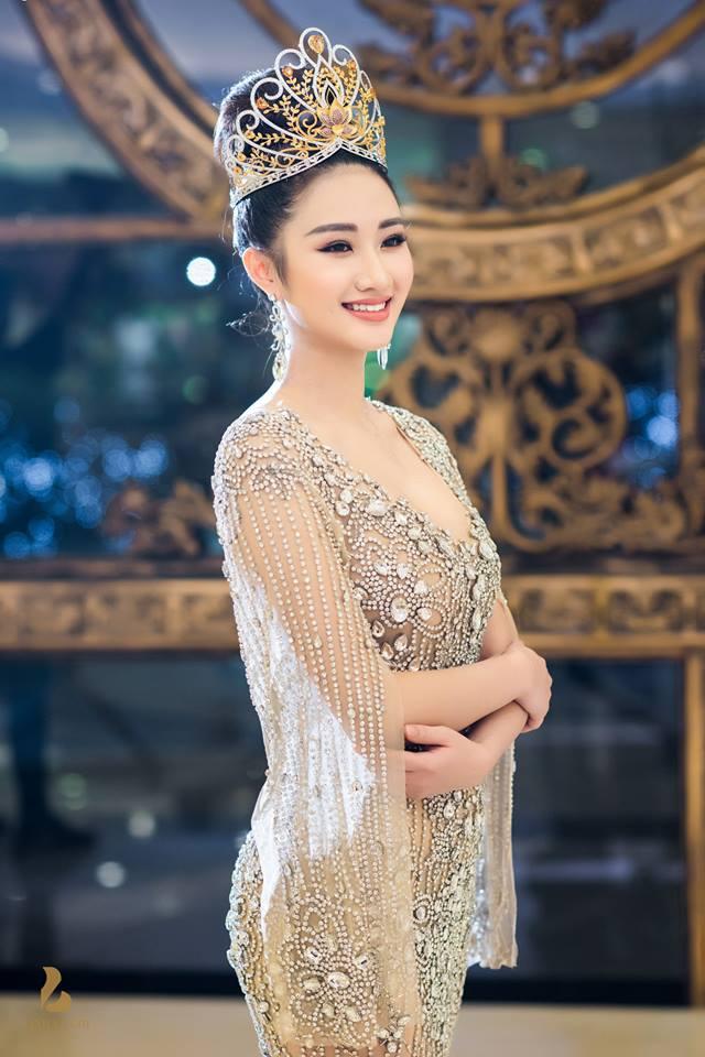 Hoa hậu Thu Ngân giảm 12kg sau 2 tháng sinh con cho đại gia - 6