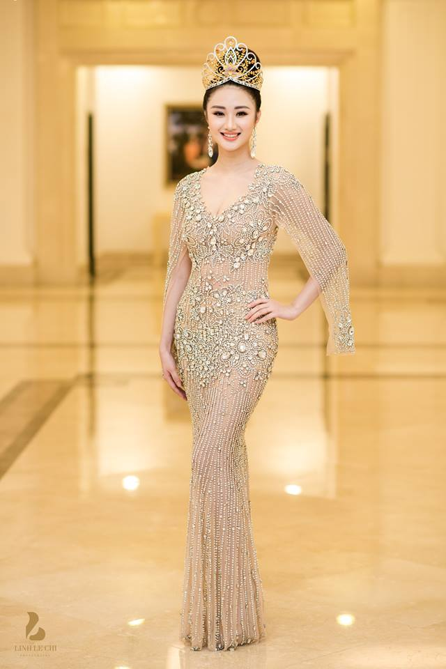 Hoa hậu Thu Ngân giảm 12kg sau 2 tháng sinh con cho đại gia - 7