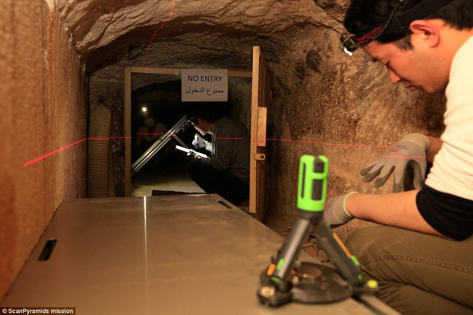 Phát hiện chấn động bí mật 4.500 năm ở Đại kim tự tháp Ai Cập - 3